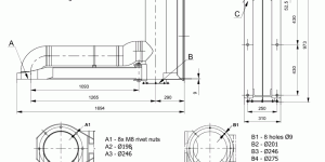 Extension Booms Shop Drawings Uploaded