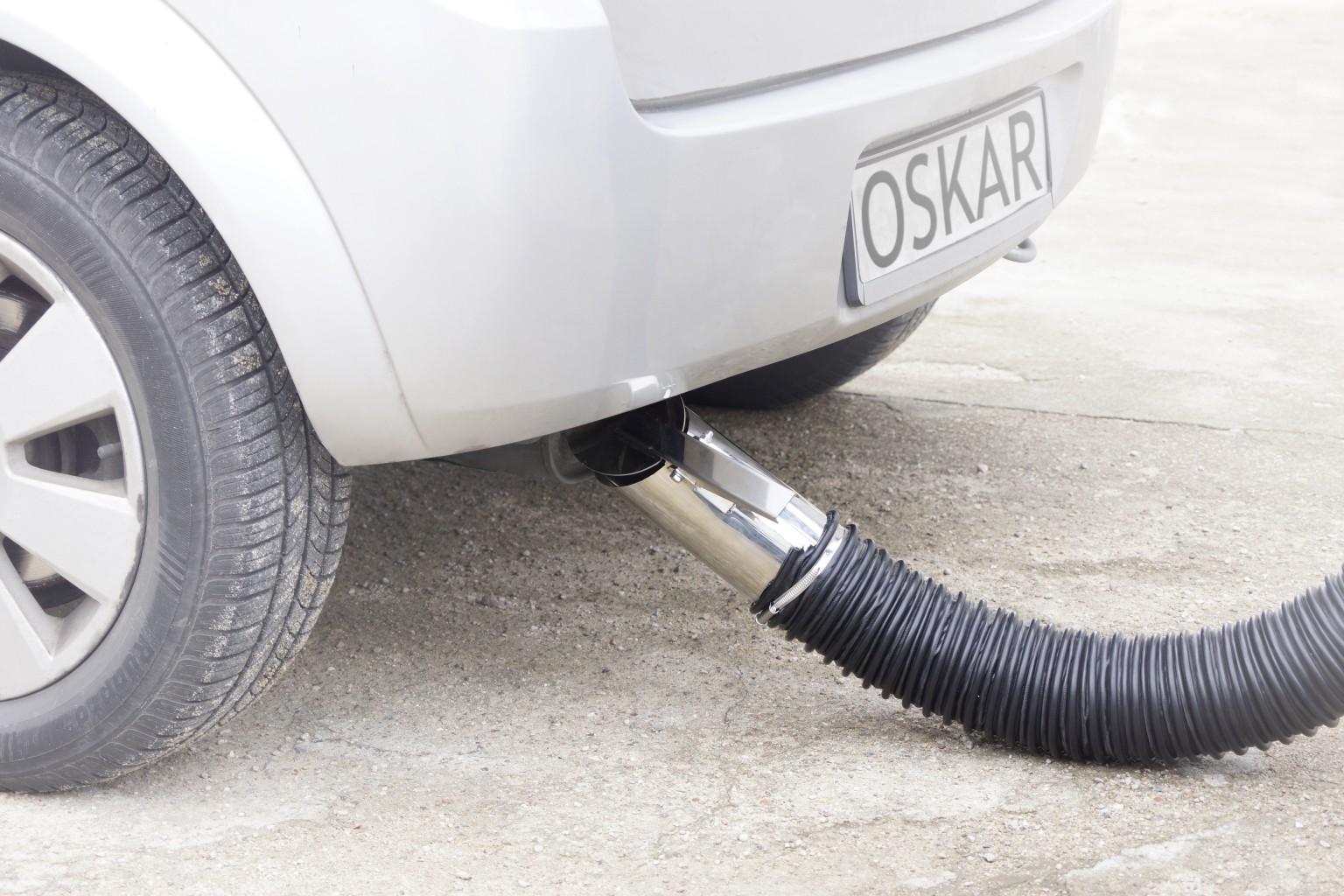 Exhaust Hose Reels Oskar Air Products