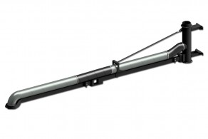 Extension boom 160