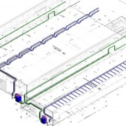 FPM in central exhaust system design