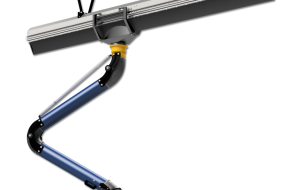 Sliding suction rail