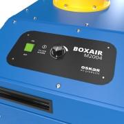 Boxair M2003 control panel