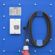 power cord holder